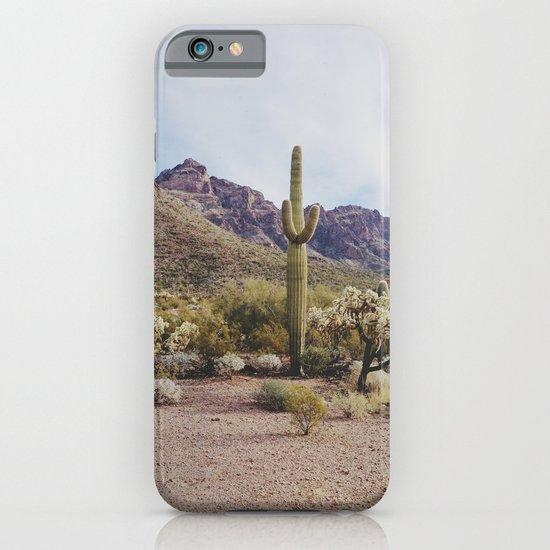 Arizona Cactus iPhone & iPod Case