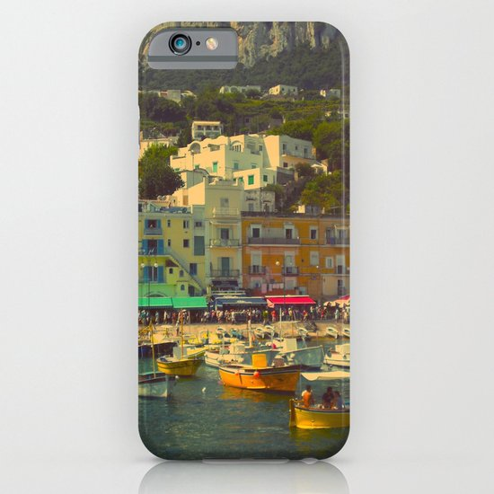 Capri, Italy iPhone & iPod Case