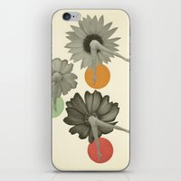 Flower Girls iPhone & iPod Skin