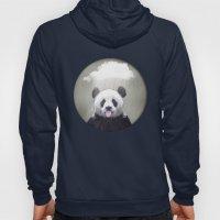 Panda Rain Hoody