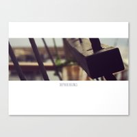 SET SAIL Canvas Print