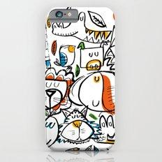 Animals iPhone 6s Slim Case