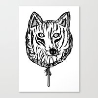 Lobollipop Canvas Print