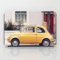 Amarillo iPad Case
