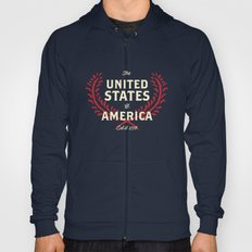 The United States of America Hoody