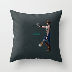 Machete! Throw Pillow