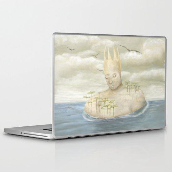 Island King Laptop & iPad Skin