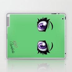 Parenthesis Humor Eyes Laptop & iPad Skin