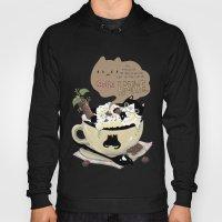 Cafe Latte Hoody