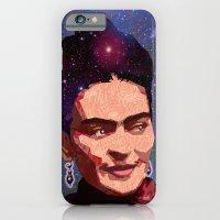 Cosmic Frida iPhone 6 Slim Case