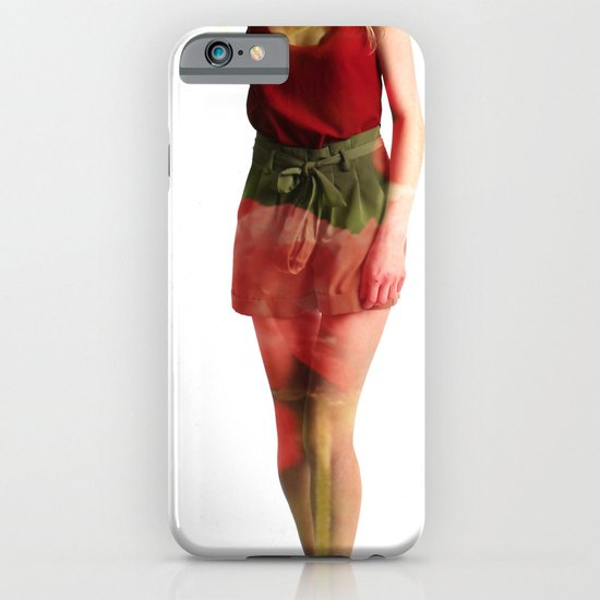 Ruby Love iPhone & iPod Case