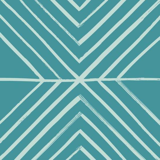 Intersect - in Pool Art Print