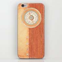 Radio Silence iPhone & iPod Skin