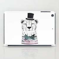 MR. CHEETAH iPad Case