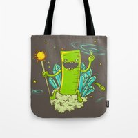 Ruler of the Universe Tote Bag