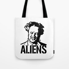Giorgio A. Tsoukalos (The Alien Guy) Tote Bag