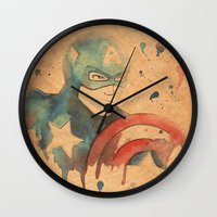 Soldier Wall Clock