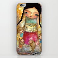Music - Teacher And Chil… iPhone & iPod Skin