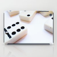 Dominoes Pattern #6 iPad Case