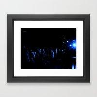 Party Generation Framed Art Print