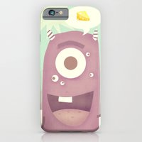 iPhone & iPod Case featuring Say Cheese by Pope Saint Victor