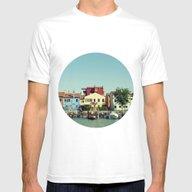 T-shirt featuring Burano, The Beautiful by Josemanuelerre