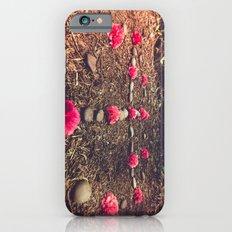 Sacred Floral Meditation in Nature Slim Case iPhone 6s