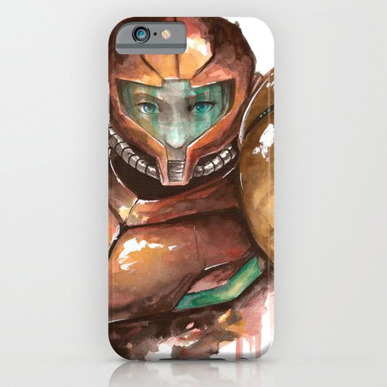 Samus iPhone & iPod Case