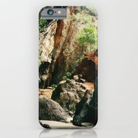 iPhone & iPod Case featuring Railay Beach TH - Trail I by Dolphin and Cow