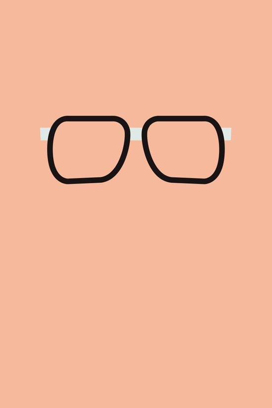 Glasses 2 Art Print