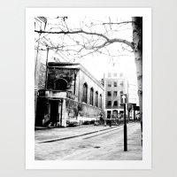 Way... Art Print