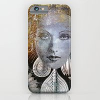 iPhone Cases featuring Sultana by Aimee Stewart