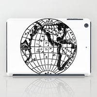 Globe iPad Case
