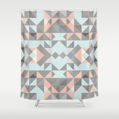 easygoing Shower Curtain