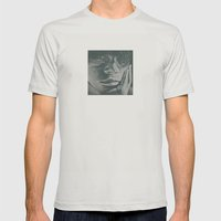 pensar! Mens Fitted Tee Silver SMALL