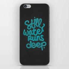 Still Water iPhone & iPod Skin