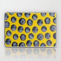 Blueberry Pattern Laptop & iPad Skin