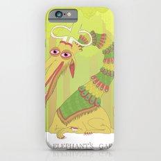 The Elephant's Garden - The Perpetual Glibb iPhone 6 Slim Case