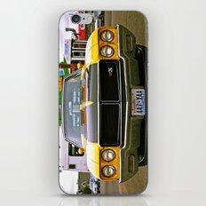GSX details iPhone & iPod Skin
