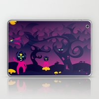Night Of The Forest Spir… Laptop & iPad Skin