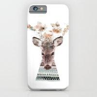 in nature deer iPhone 6 Slim Case