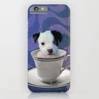 Pup in a Cup iPhone 6 Slim Case