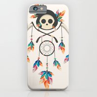 Angel De La Muerte iPhone 6 Slim Case