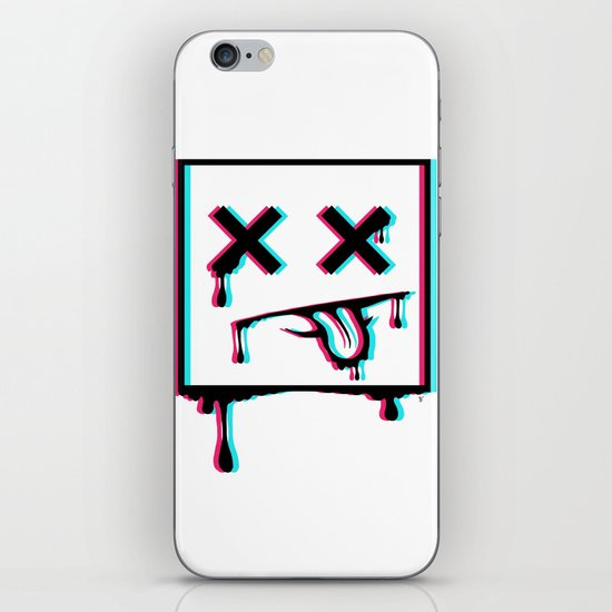 Dead Pixel CMK iPhone & iPod Skin