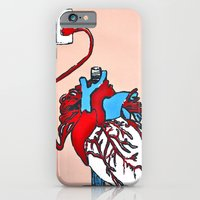 iPhone & iPod Case featuring Take it to Heart by Carley Lee