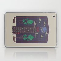 The Towering Bed And Bre… Laptop & iPad Skin