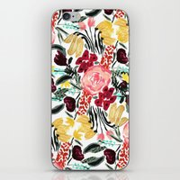 Wild Garden II iPhone & iPod Skin