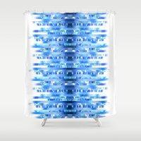 Moorea #1 Shower Curtain