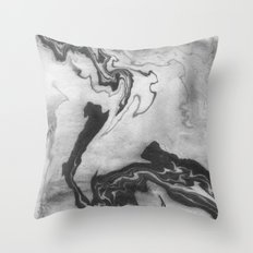 Hiroto - Ink Japanese Ma… Throw Pillow