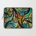 Abstract Pattern Laptop Sleeve